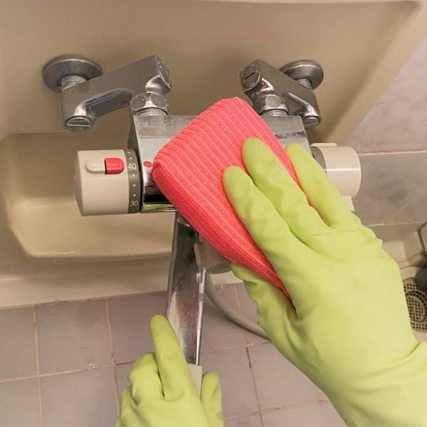 洗浄・水垢の除去