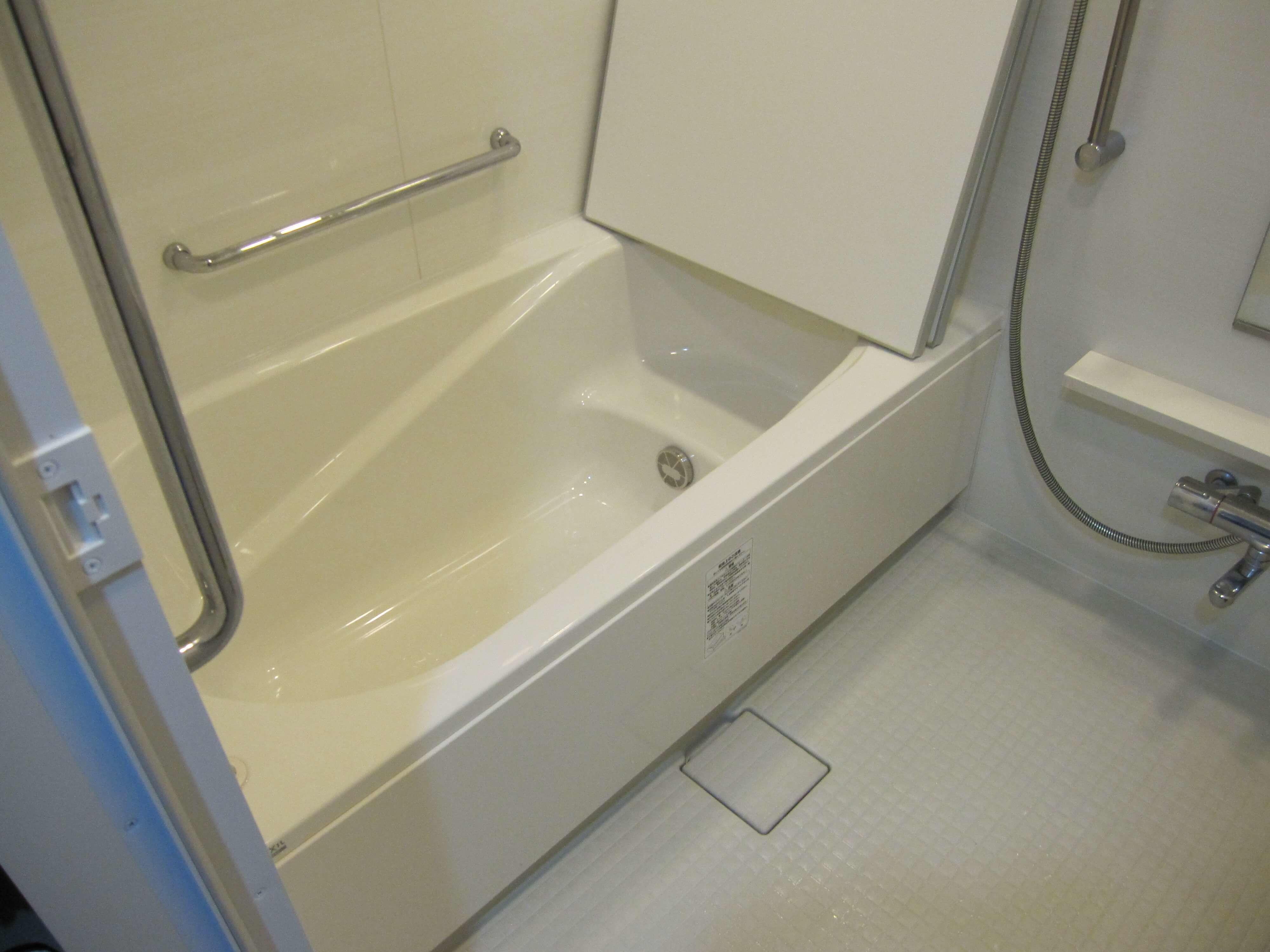 ご家庭のお風呂事例1