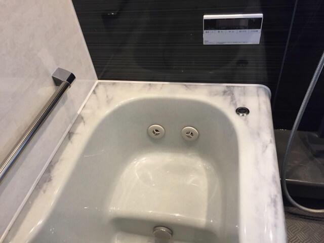 ご家庭のお風呂事例2
